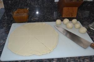 marmalade, grinding meat, empanadas, 2014-2-16 041