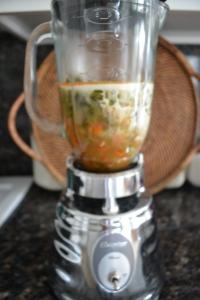 poblano soup, tomato cream sauce, bruni 013