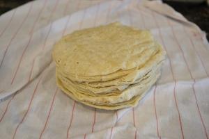 fajitas, pico, burgers, corn & poblano soup 016