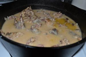 fajitas, pico, burgers, corn & poblano soup 046