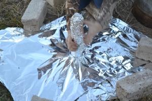 trashcan turkey, pheasant phantazmagoria 013