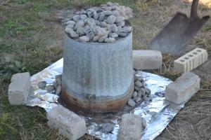 trashcan turkey, pheasant phantazmagoria 026
