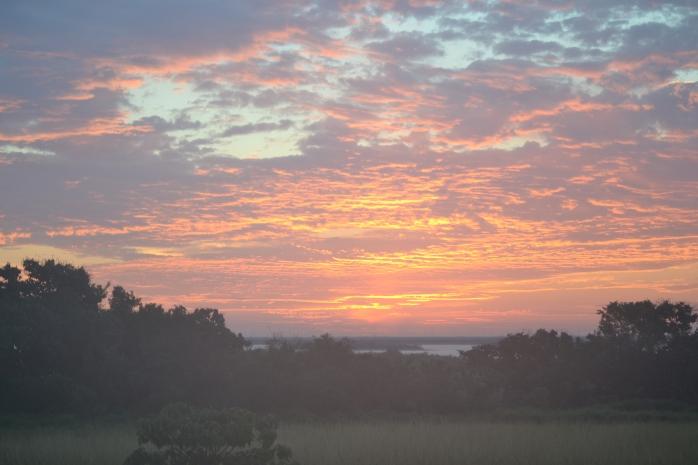 sunrise and Christmas 002