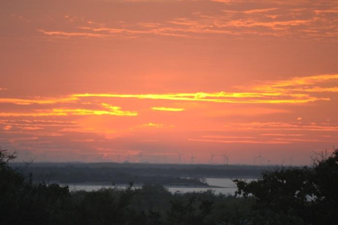 sunrise and Christmas 004