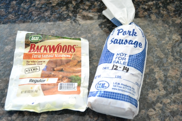 pork sausage | Search Results | The Deerslayer's Wife